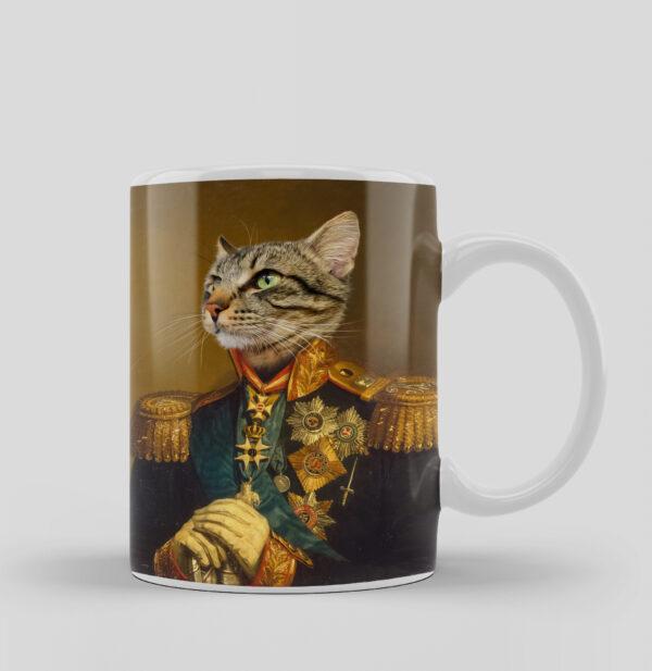 general tekir kedi kupası