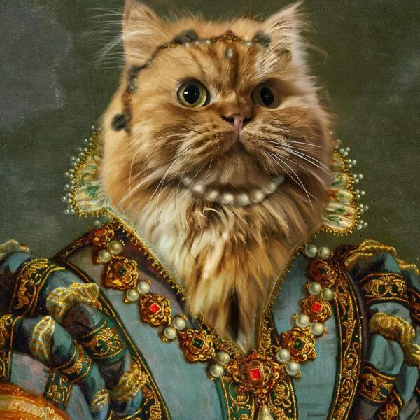 iran kedili tasarım