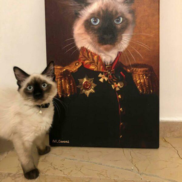 general siyam kedisi tablosu