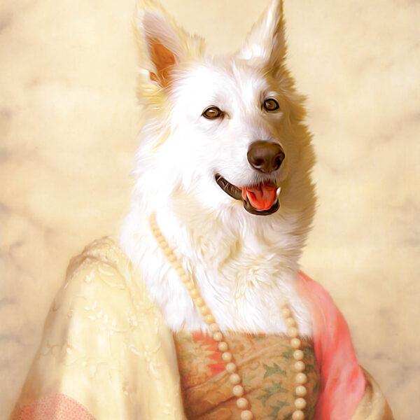 Rönesans Köpek Leydi