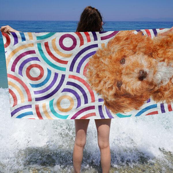 Evcil hayvanınıza özel Tasarımlı Polar Battaniye