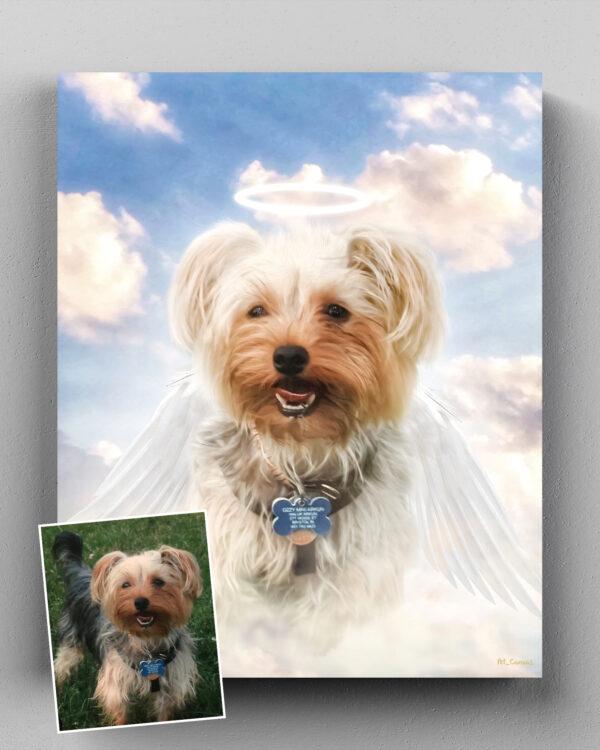 melek-maltese-terrier-tablo