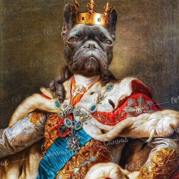 Kral Buldog Köpek