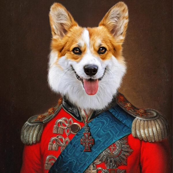 Özel Tasarım Evcil hayvan Prens Tablosu