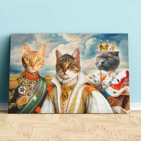 3'lü evcil hayvan tablosu
