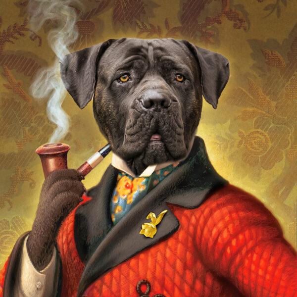 playboy patron köpek